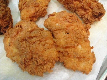 Fried boneless skinless chicken breast recipes easy