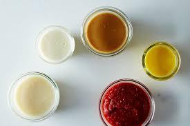 5 mother sauces ingredients procedures