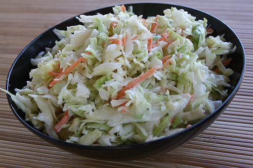 Homemade Cole Slaw Recipe - Cooks and EatsCooks and Eats