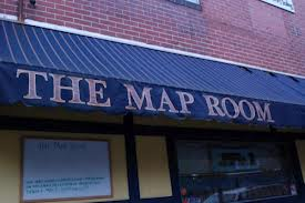 The Map Room, Pittsburgh, PA