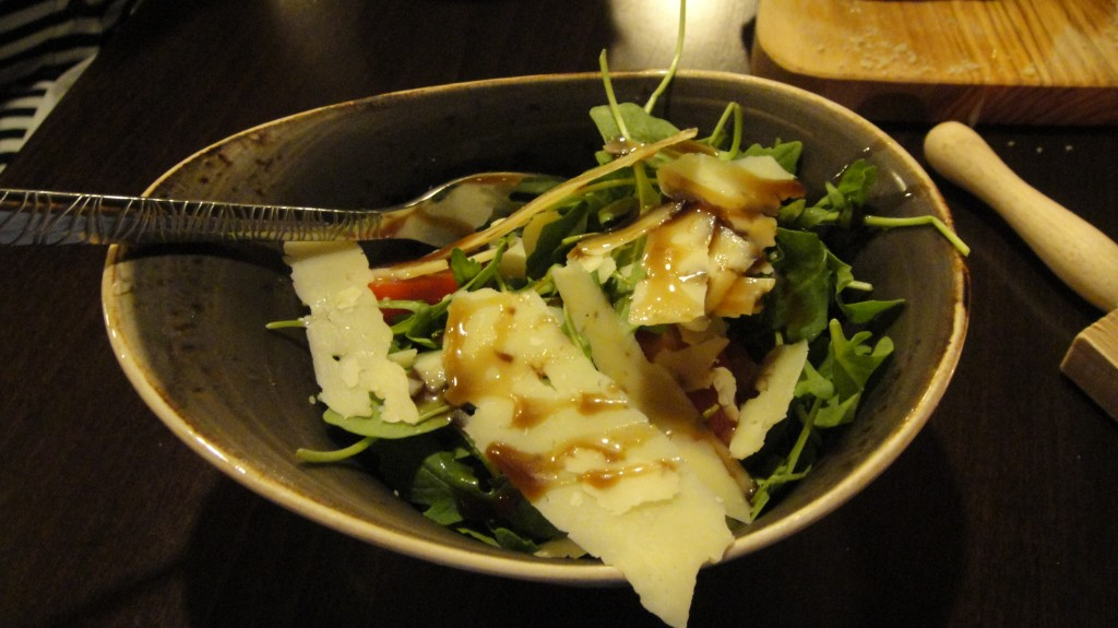 Salad with Balsamic