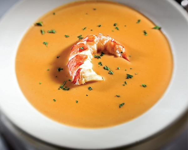 Lobster Bisque - Cooks and EatsCooks and Eats