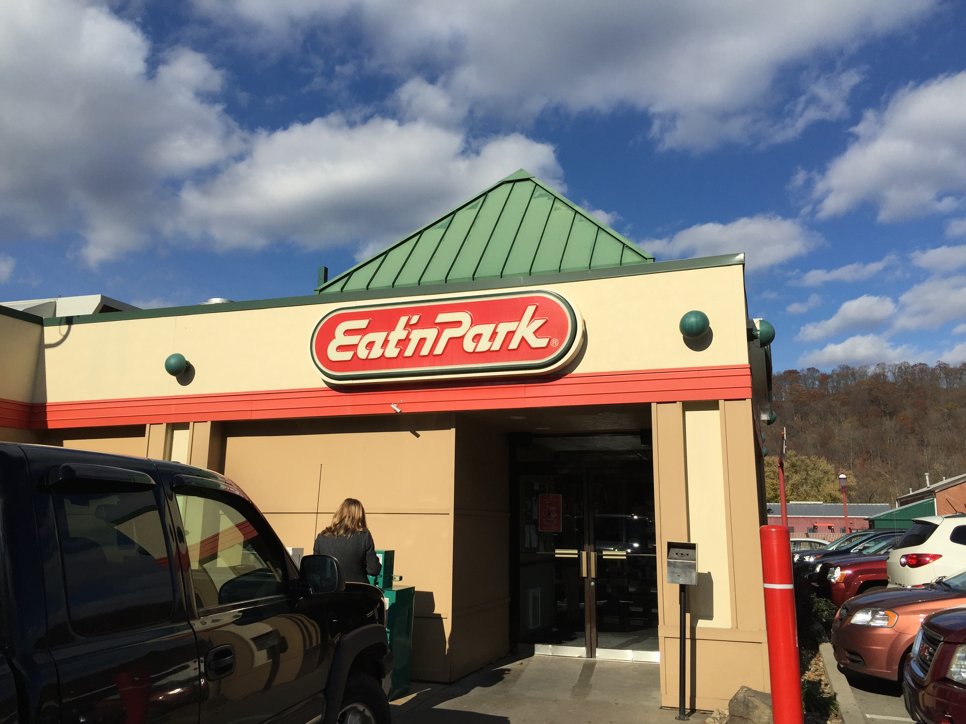 Eat'n Park, Monongahela, PACooks and Eats