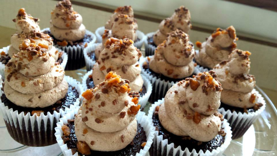 Chocolate Trifle Cupcake