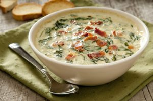 Bacon and Spinach Dip