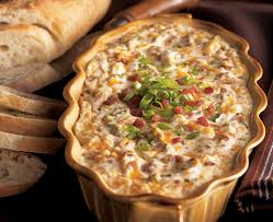 Spicy Bacon Cheese Dip